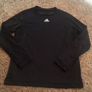 Adidas Boys Long Sleeve Shirt 8
